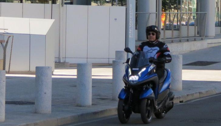 Yamaha Tricity 155: numero perfetto - Foto 19 di 39