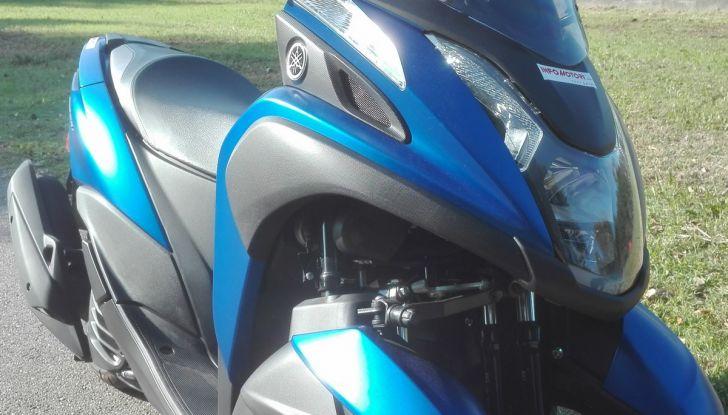 Yamaha Tricity 155: numero perfetto - Foto 38 di 39
