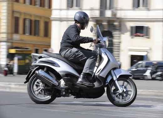 Piaggio Beverly Tourer 300 ie – Test Ride