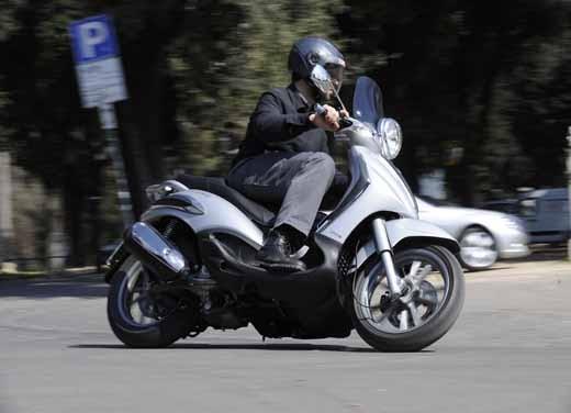 Piaggio Beverly Tourer 300 ie – Test Ride - Foto 5 di 5