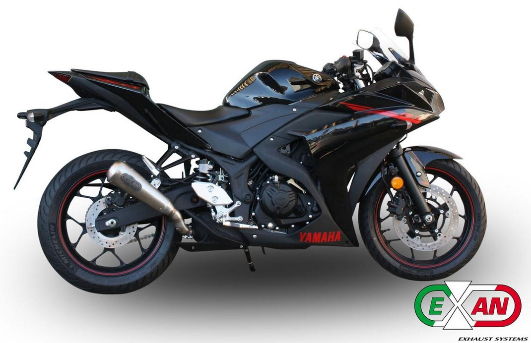 Yamaha YZF-R3: Exan propone due novità - Foto 3 di 5