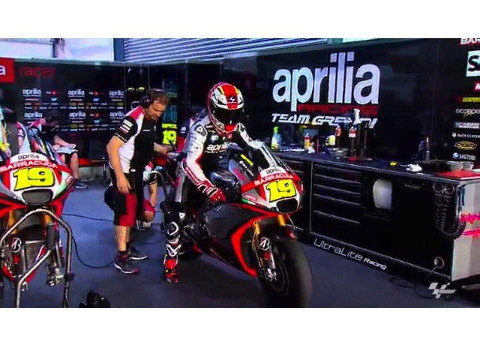 Aprilia, ingaggiato Stefan Bradl dopo l'addio di Melandri e Team Forward al MotoGP - Foto 2 di 9
