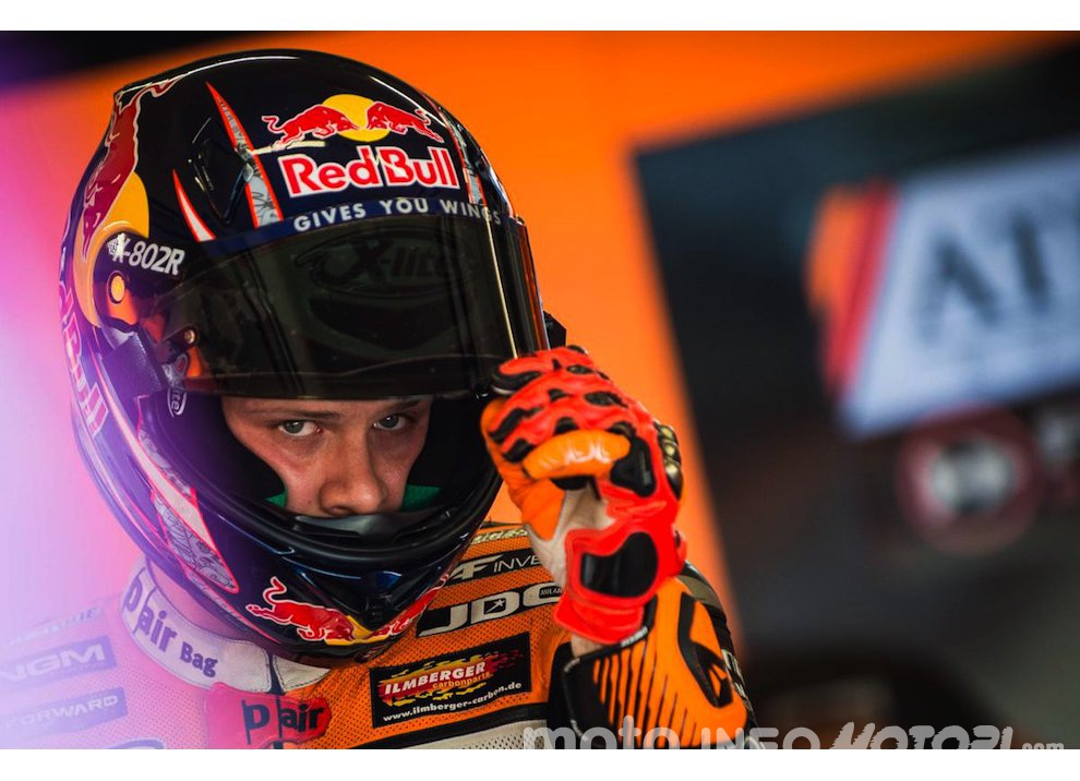 Aprilia, ingaggiato Stefan Bradl dopo l'addio di Melandri e Team Forward al MotoGP - Foto 5 di 9