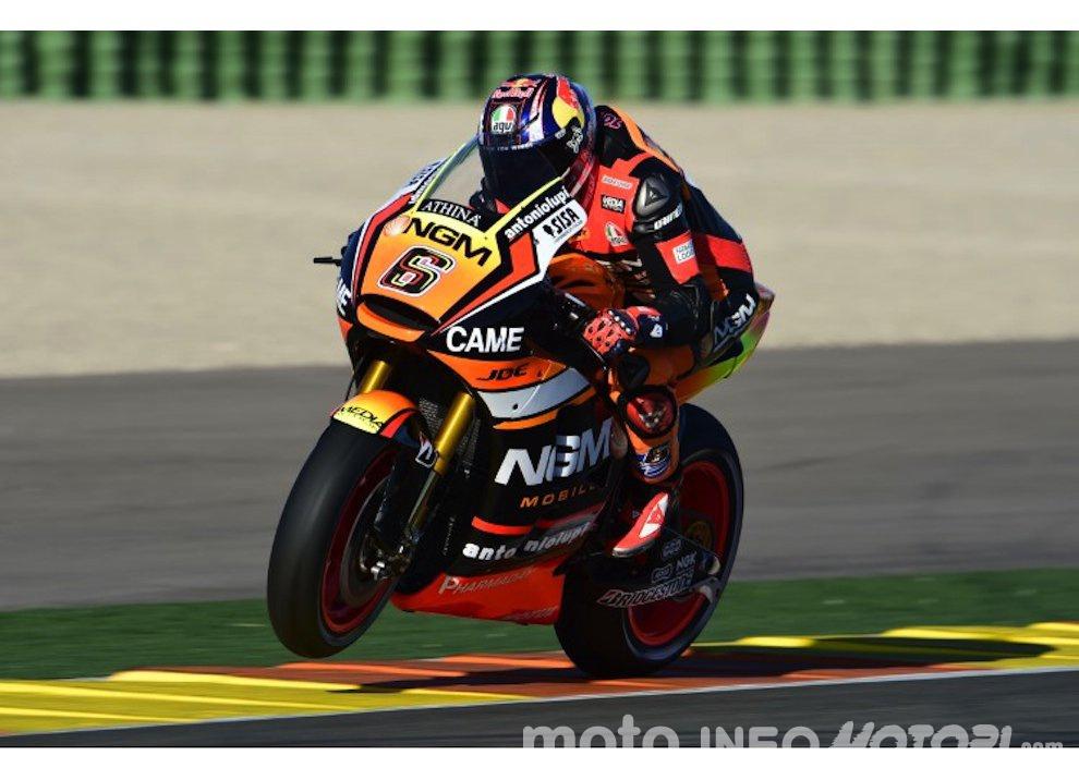 Aprilia, ingaggiato Stefan Bradl dopo l'addio di Melandri e Team Forward al MotoGP - Foto 8 di 9