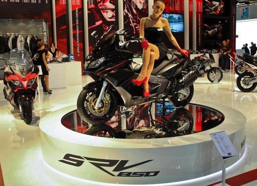 Aprilia SRV 850: disponibile ad un prezzo di 9.630 Euro da gennaio 2012 - Foto 4 di 15