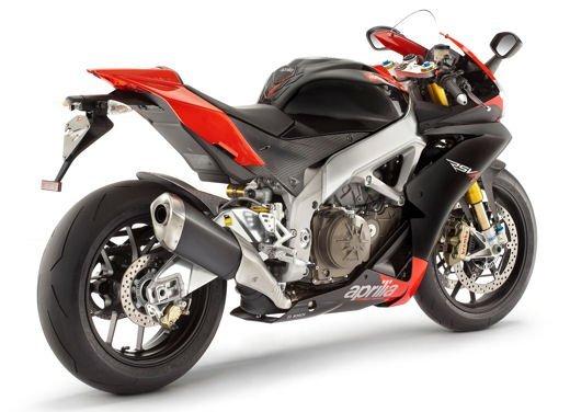 Motodays 2012: novità da Ducati, Piaggio, Aprilia, Moto Guzzi - Foto 6 di 17