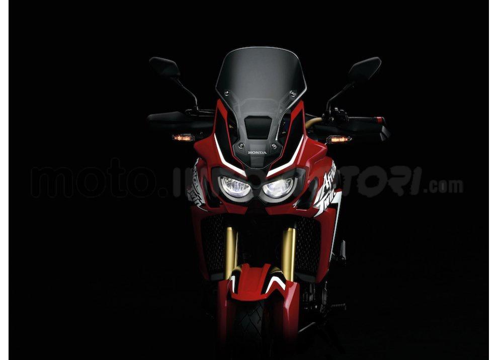 Arriva la Honda CRF1000L Africa Twin 2015