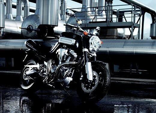 Yamaha MT-01 - Foto 4 di 8