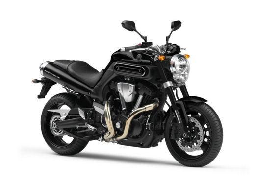Yamaha MT-01 - Foto 7 di 8