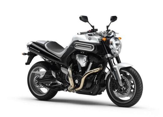 Yamaha MT-01 - Foto 8 di 8