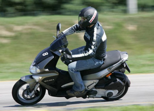 Gilera Runner : Test Ride - Foto 2 di 3