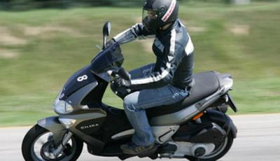 Gilera Runner : Test Ride