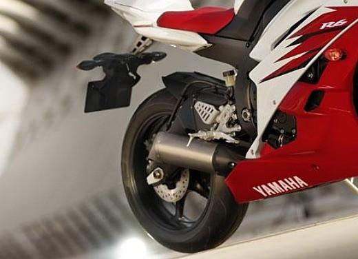 Yamaha R6 2006 - Foto 3 di 5