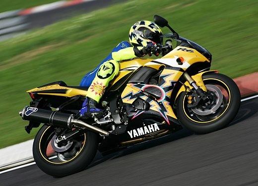 "Yamaha R6 ""R46"""