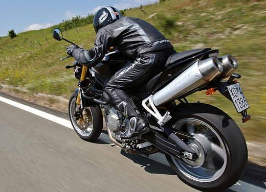 Moto Morini Corsaro 1200 - Foto 1 di 19