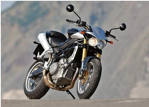 Moto Morini Corsaro 1200 - Foto 7 di 19