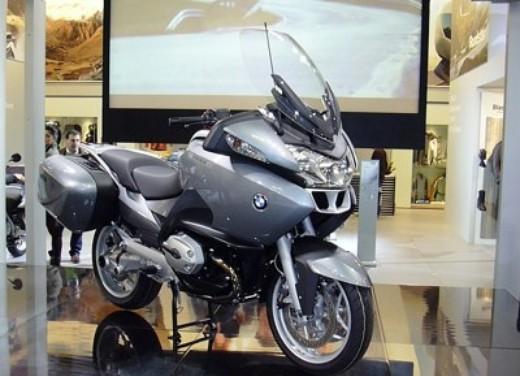 bmw motorrad al motor show 2004 - Foto 1 di 9