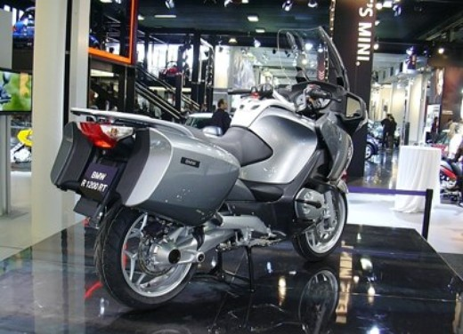 bmw motorrad al motor show 2004 - Foto 3 di 9