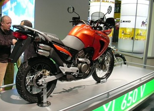 honda moto al motor show 2004 - Foto 1 di 10