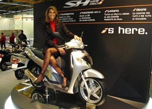 honda moto al motor show 2004 - Foto 5 di 10