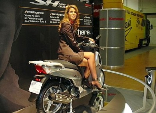 honda moto al motor show 2004 - Foto 6 di 10