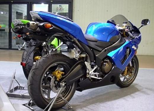 kawasaki al motor show 2004 - Foto 3 di 9