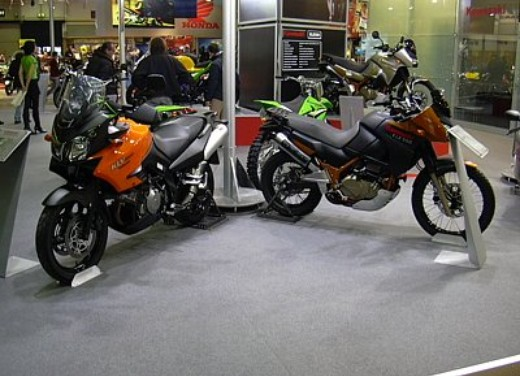 kawasaki al motor show 2004 - Foto 6 di 9