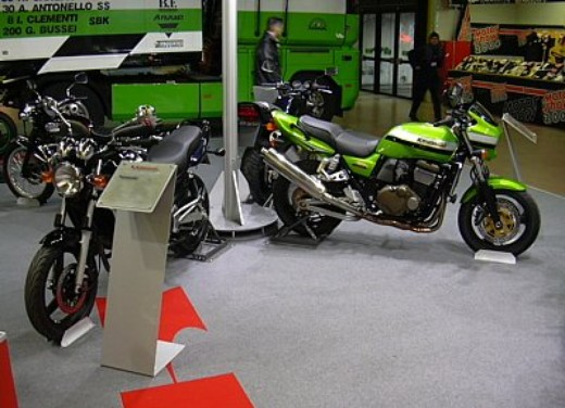 kawasaki al motor show 2004 - Foto 7 di 9