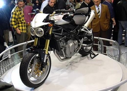 moto morini al motor show 2004 - Foto 3 di 10