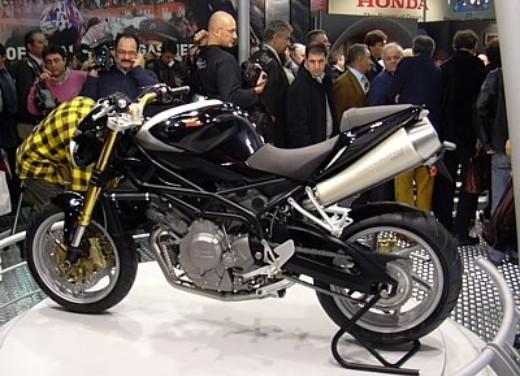 moto morini al motor show 2004 - Foto 4 di 10