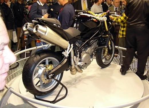 moto morini al motor show 2004 - Foto 5 di 10