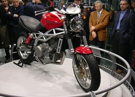moto morini al motor show 2004 - Foto 7 di 10