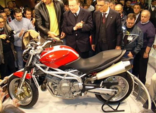 moto morini al motor show 2004 - Foto 8 di 10