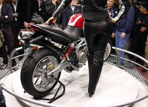 moto morini al motor show 2004 - Foto 9 di 10