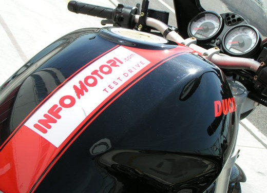 Ducati Monster S2R: Test Ride - Foto 15 di 20