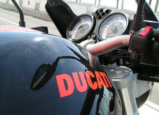 Ducati Monster S2R: Test Ride - Foto 16 di 20