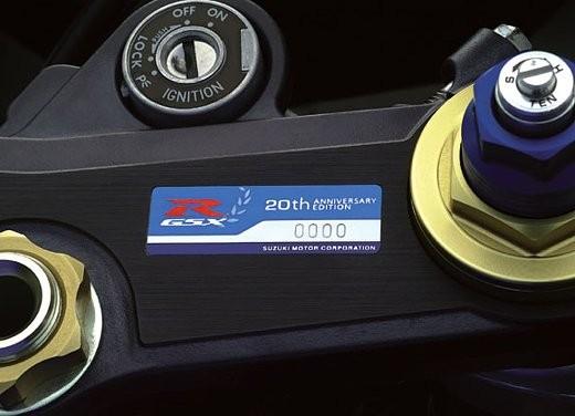 Suzuki GSX-R 20th Anniversary - Foto 6 di 14