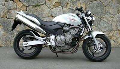 Honda Hornet 600 '04: Test Ride