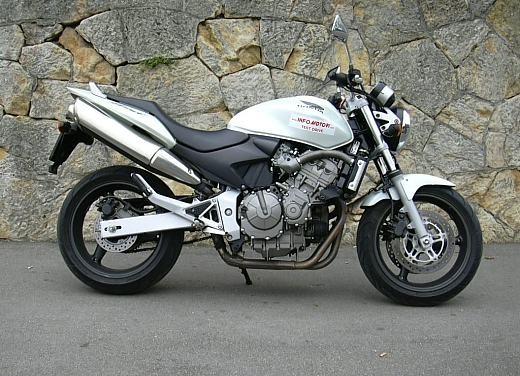 Honda Hornet 600 '04: Test Ride - Foto 1 di 3
