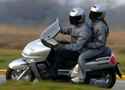Yamaha XC300: Test Ride - Foto 4 di 18