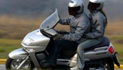 Yamaha XC300: Test Ride