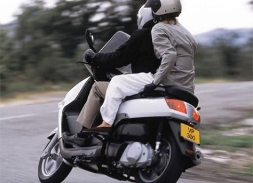 Yamaha XC300: Test Ride - Foto 5 di 18