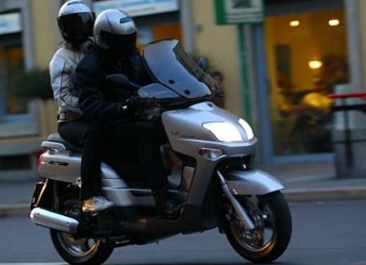 Yamaha XC300: Test Ride - Foto 2 di 18