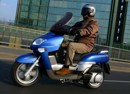 Yamaha XC300: Test Ride - Foto 8 di 18