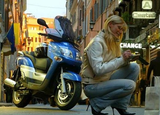 Yamaha XC300: Test Ride - Foto 3 di 18