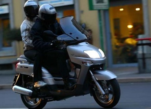 Yamaha XC300: Test Ride - Foto 15 di 18