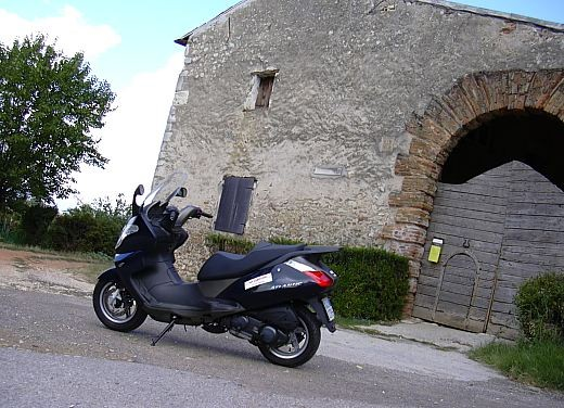 Aprilia Atlantic 250 – Test Ride - Foto 10 di 15
