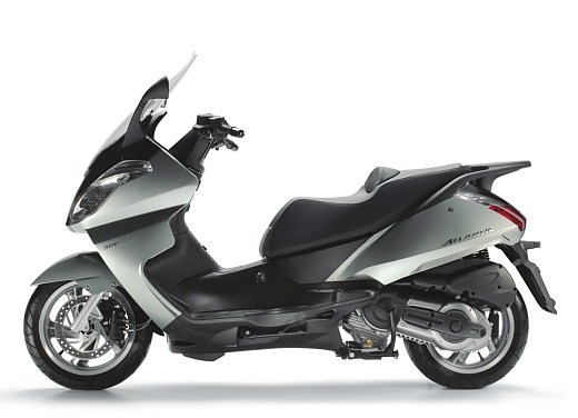 Aprilia Atlantic 500 Sprint - Foto 5 di 10