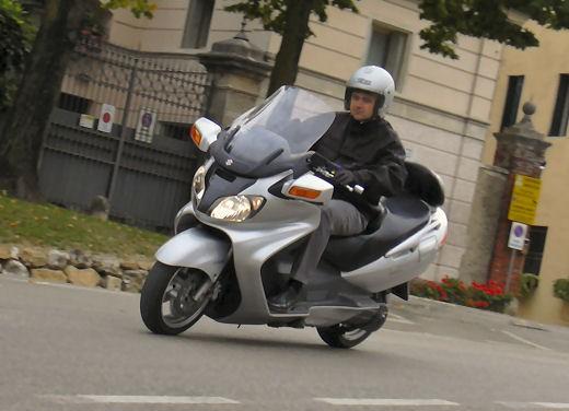 Suzuki Burgman 650 – Long Test Ride - Foto 2 di 45