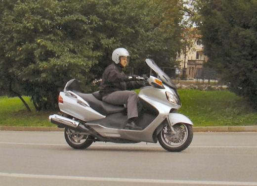 Suzuki Burgman 650 – Long Test Ride - Foto 7 di 45